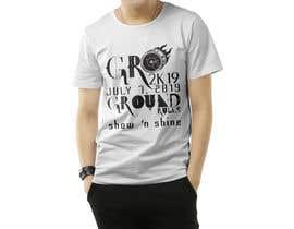#89 for TShirt Design by ahsan802661