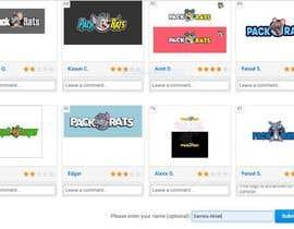 safasami438 tarafından Help Pick a logo. Everyone Gets Paid! Prize Divided -Pack Rats- Poll için no 86