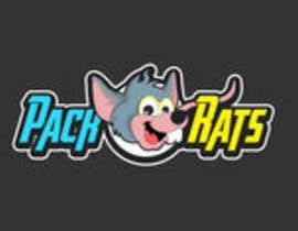 lubama210 tarafından Help Pick a logo. Everyone Gets Paid! Prize Divided -Pack Rats- Poll için no 94
