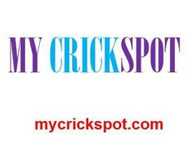#65 for New Online Cricket News, Blog and media Name and URL af sharif106