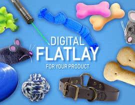 #105 untuk Need a digital flatlay as my shopify banner image oleh MRPranto