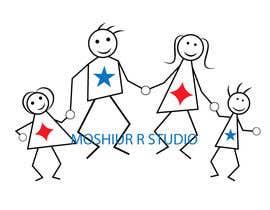 Moshiur0101 tarafından NEED A VECTOR 'HAPPY FAMILY' DRAWING. no bids from indiapak için no 2