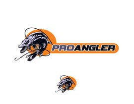 nº 97 pour Proangler logo par hodward