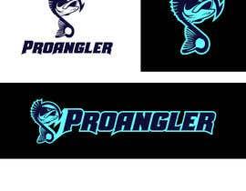 nº 91 pour Proangler logo par gilart