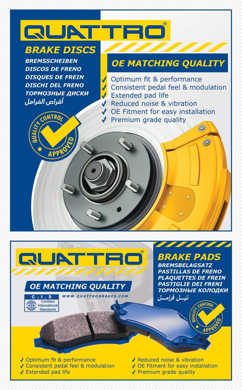 "Intrarea #16 pentru concursul ""Prepare packaging for Brake Pads and Brake Discs"""