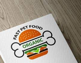 #1557 for LOGO - Fast food meets pet food (modern, clean, simple, healthy, fun) + ongoing work. by ashrafulalom