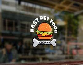 #988 , LOGO - Fast food meets pet food (modern, clean, simple, healthy, fun) + ongoing work. 来自 rokonranne