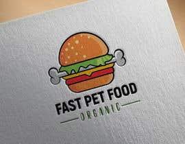 #1926 untuk LOGO - Fast food meets pet food (modern, clean, simple, healthy, fun) + ongoing work. oleh rokonranne