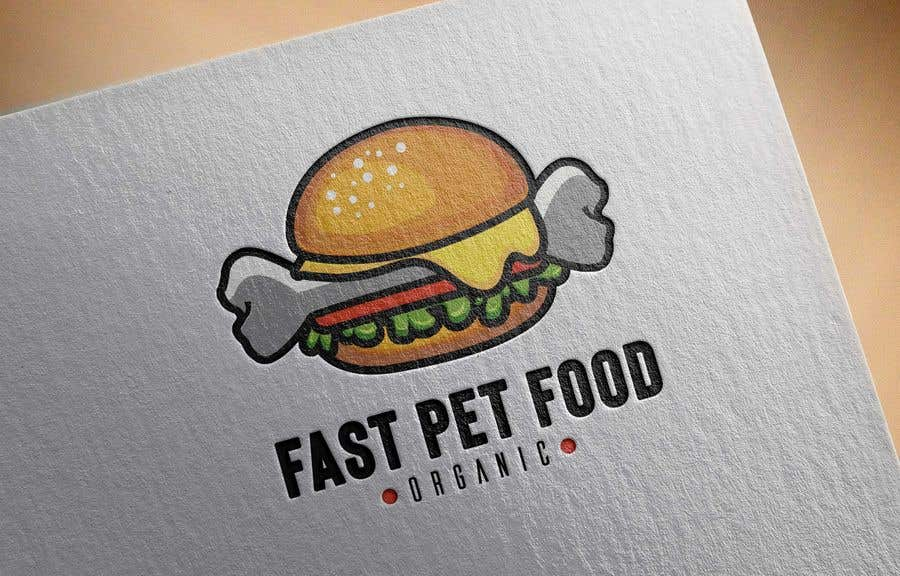 Contest Entry #1723 for LOGO - Fast food meets pet food (modern, clean, simple, healthy, fun) + ongoing work.