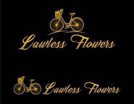 Graphicsmore tarafından Logo Design Flower Shop Print için no 56