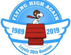 #48 for Logo Design for 30th High School Reunion by asif29feb