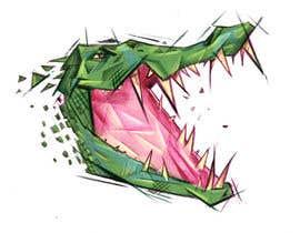 #28 untuk Cubist gator oleh cbernardini