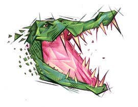#28 для Cubist gator от cbernardini