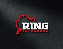 #953 para Logo for Ring Autoworks por rartvi