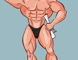 #39 for Cartoonist Job for Funny Bodybuilder Drawings (CONTEST for selection) - 10/04/2019 01:27 EDT by Hoppie86