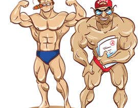 #66 for Cartoonist Job for Funny Bodybuilder Drawings (CONTEST for selection) - 10/04/2019 01:27 EDT by mirceawork