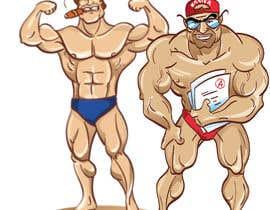 mirceawork님에 의한 Cartoonist Job for Funny Bodybuilder Drawings (CONTEST for selection) - 10/04/2019 01:27 EDT을(를) 위한 #66