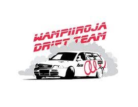 #37 for Design a Logo/T-shirt/Hoodie for a drift team by SouthArtel