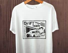 #26 for Design a Logo/T-shirt/Hoodie for a drift team by shahabasvellila