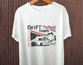#28 for Design a Logo/T-shirt/Hoodie for a drift team by shahabasvellila