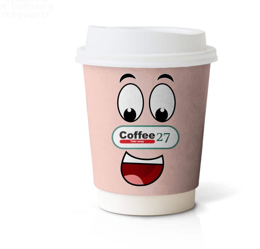 Proposition n°                                        42                                      du concours                                         Paper coffee cup design