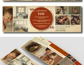#18 para Design a 5x5 trifold gift voucher with a rustic earthy feel neat and well designed. - 10/04/2019 11:11 EDT por elmagoego