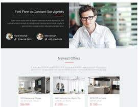Nro 8 kilpailuun Relaunch of website for real estate in Wordpress käyttäjältä NobitaRobin