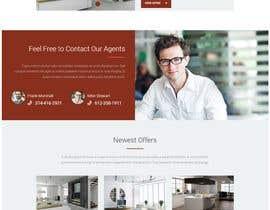 Nro 18 kilpailuun Relaunch of website for real estate in Wordpress käyttäjältä NobitaRobin