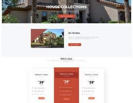 Nro 5 kilpailuun Relaunch of website for real estate in Wordpress käyttäjältä Nibraz098