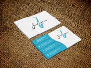 Graphic Design Contest Entry #135 for Design business cards for musician - Saxophone - Logo available