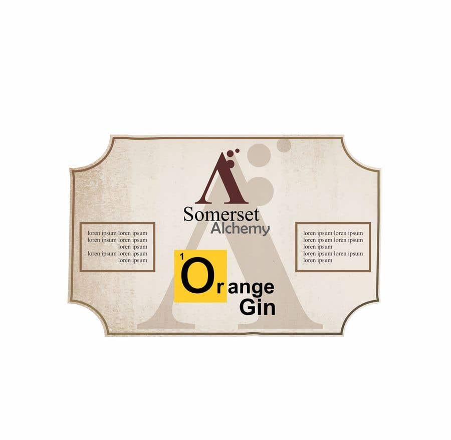 Konkurrenceindlæg #2 for Label for liquor company