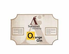 nº 2 pour Label for liquor company par andresvila