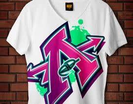 Serapret tarafından Design T-shirt, Hat and backpack (AVICKEY/SICK BOY) $20 PER WINNER için no 106