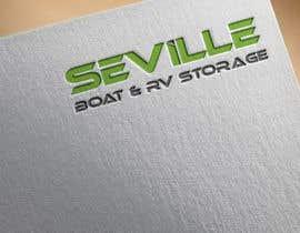 nº 199 pour Seville Boat & RV Storage logo par mijan0059