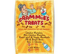 #12 for Popcorn Sign and Grammie's Treats Sign (dog treats) by sudhalottos