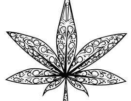 #33 untuk Marijuana Leaf Design oleh shamk9934