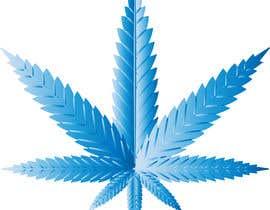 #36 untuk Marijuana Leaf Design oleh Lmlogo096