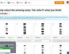 nº 60 pour Help pick a winner. Very quick to do. Random Prizes awarded! par Saneru92