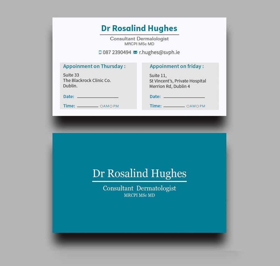 Konkurrenceindlæg #177 for design business cards and compliment slips