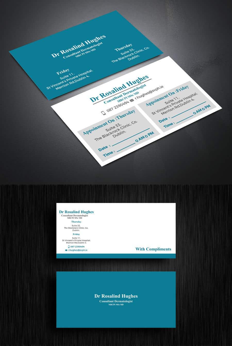 Konkurrenceindlæg #228 for design business cards and compliment slips