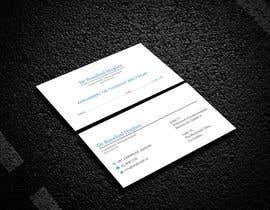 #226 for design business cards and compliment slips af ronyahmedspi69