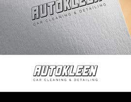 "Nro 10 kilpailuun I require a car cleaning / car auto detailing logo designed. Any ideas welcome. £10 offer for a simple, crisp design. If you win, there will be repeat/future business coming your way. The name for the logo is "" AutoKleen ""  - 11/04/2019 18:09 EDT käyttäjältä JubairAhamed1"