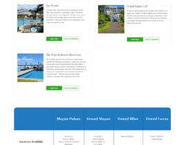 #15 for Web Page redesign af saidesigner87