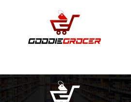 Crea8dezi9e tarafından GoodieGrocer Logo için no 8