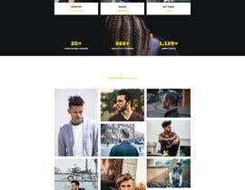 #5 for Website Design for Barbershop in USA by Nibraz098