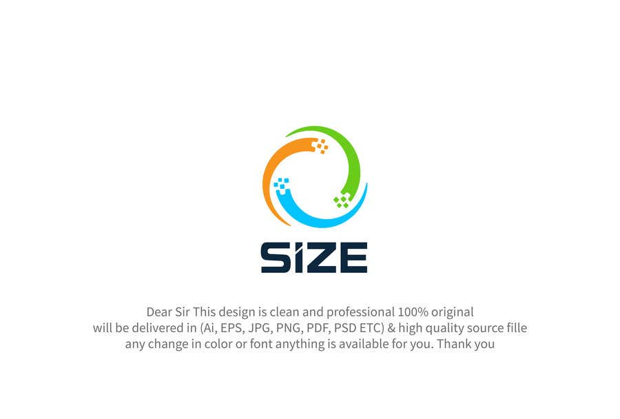 Contest Entry #582 for Logo Design - SIZE