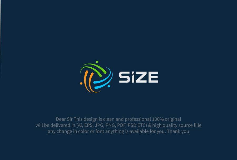 Contest Entry #584 for Logo Design - SIZE