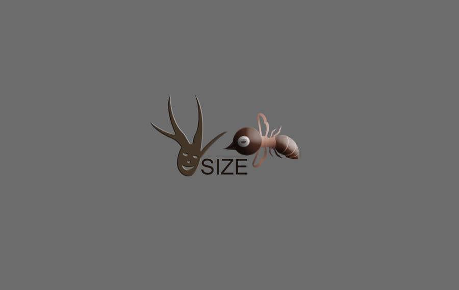Contest Entry #452 for Logo Design - SIZE