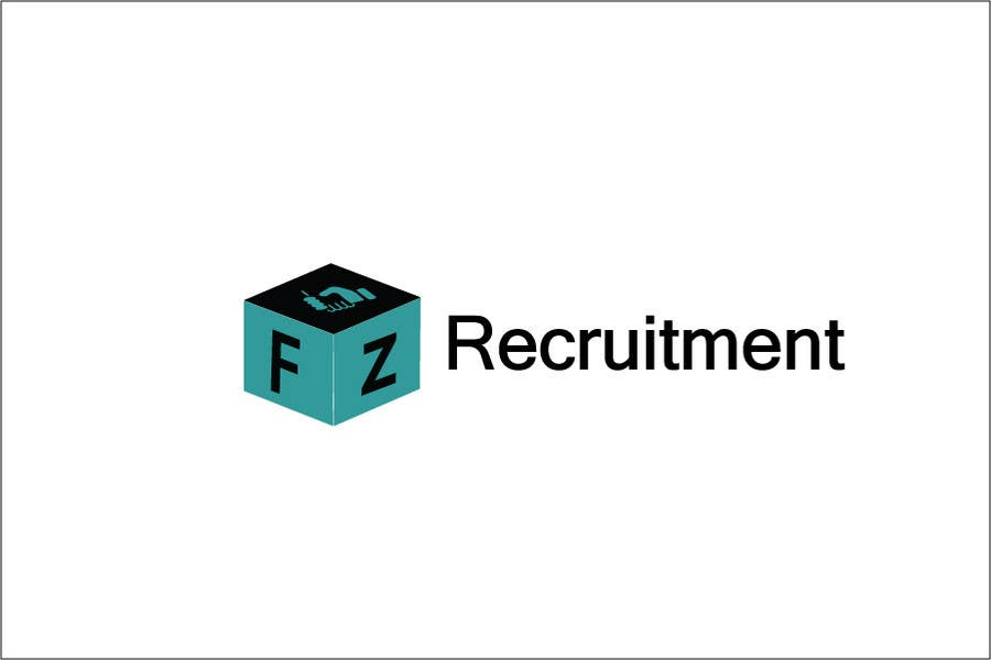 Kilpailutyö #                                        42                                      kilpailussa                                         Logo Design for a recruitment software