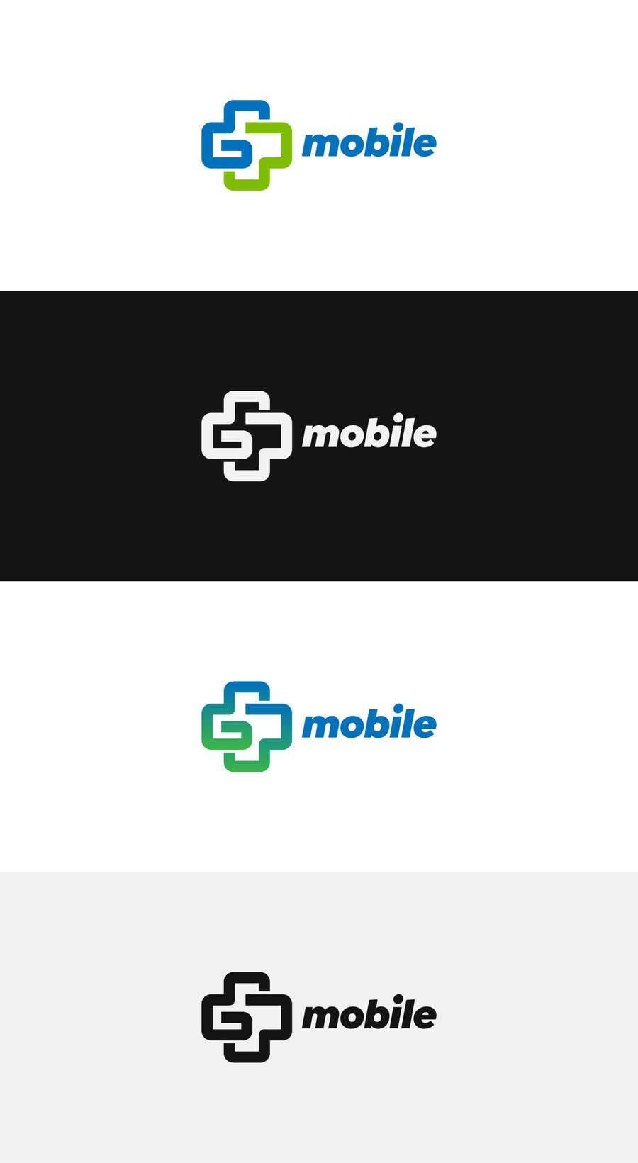 Penyertaan Peraduan #96 untuk Design a logo for MOBILE GP